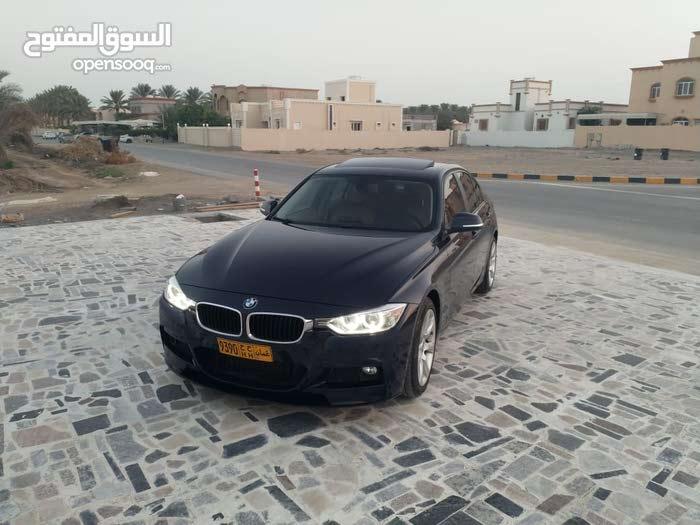 Gasoline Fuel/Power   BMW 335 2013
