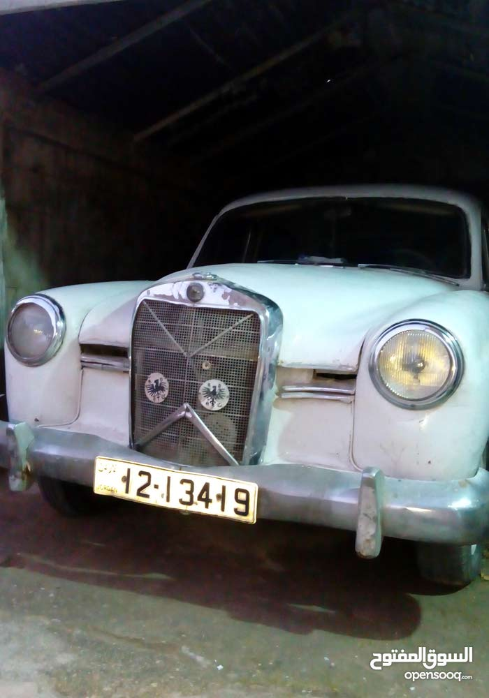 Mercedes Benz C 180 made in Older than 1970 for sale