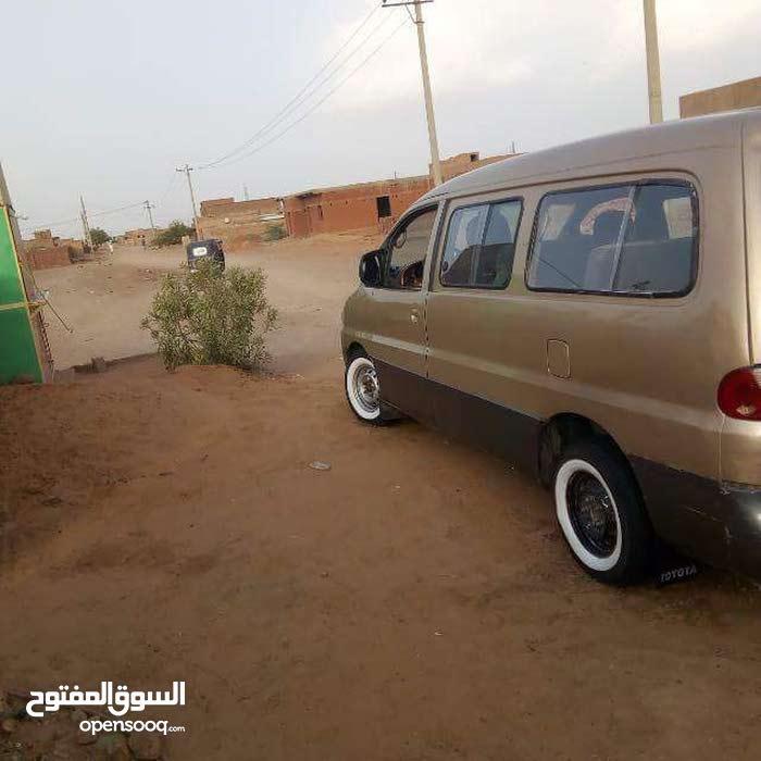 Hyundai H-1 Starex 1999 - Khartoum