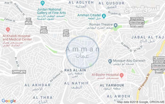 A 4 Rooms and 4 Bathrooms Villa in Amman