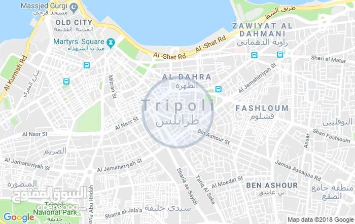 شقة تشطيب حديث ف جنزور الرشاح مقابل عمارات نجيله للبيع شيك فقط ..