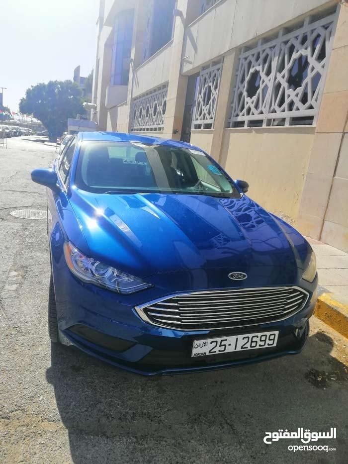 Ford Fusion 2017 فورد فيوجن 2017 للبيع كلين تايتل