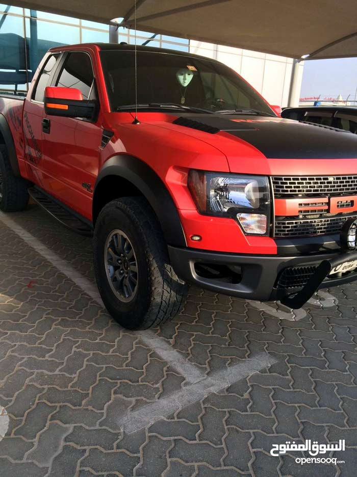 For sale Ford F-150 car in Dubai