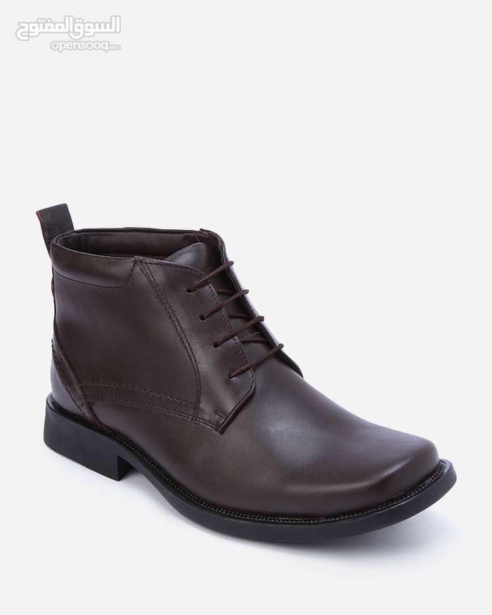 احذية رجالى من الجلود الطبيعية ماركة أرت وورك