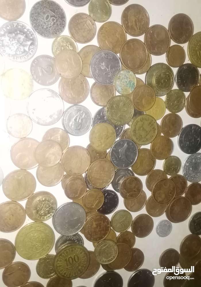 هااااام قطع نقدية مغربية قديمة و نادرة تعود لسنة 1289
