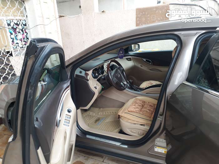 Automatic Silver Buick 2010 for sale
