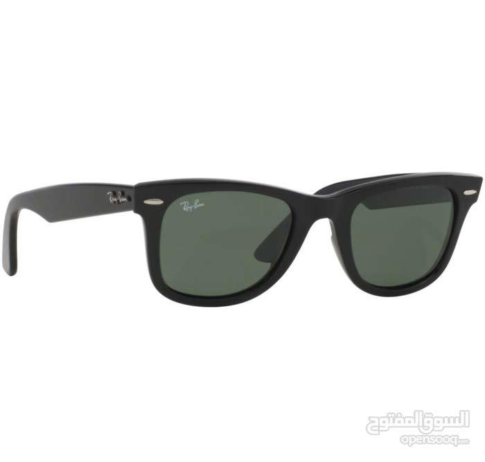 63cff3246 نظارات راي بان اصلية ايطالية الصنع - (104566398)   السوق المفتوح