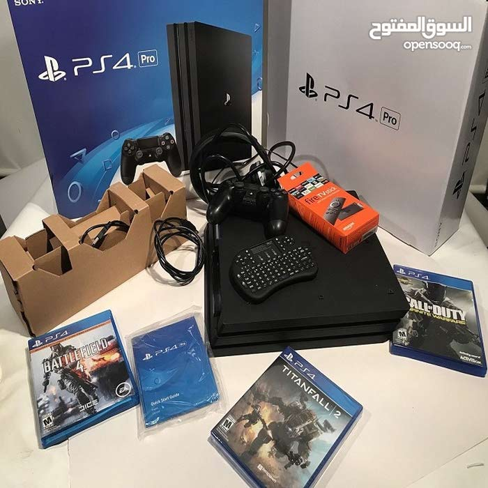 New Sony PlayStation 4 PS4 Pro 1TB Console