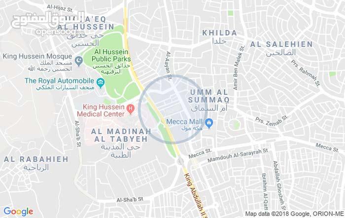 Um El Summaq neighborhood Amman city - 170 sqm apartment for rent ...