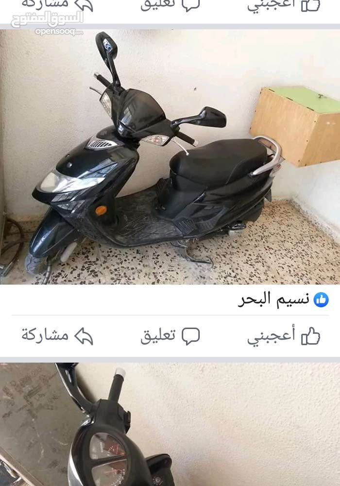 Suzuki motorbike available in Irbid - (111247529) | Opensooq