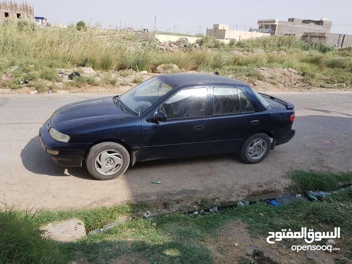 كيا سيفيا 1997