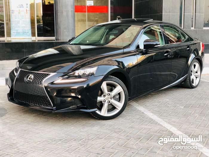 2014 LEXUS IS 350 (F SPORT KIT)