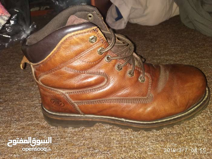 4ef377bc3 حذاء سيفتي انتاج شركة اكتف مقاس 45 - (102464376)   السوق المفتوح