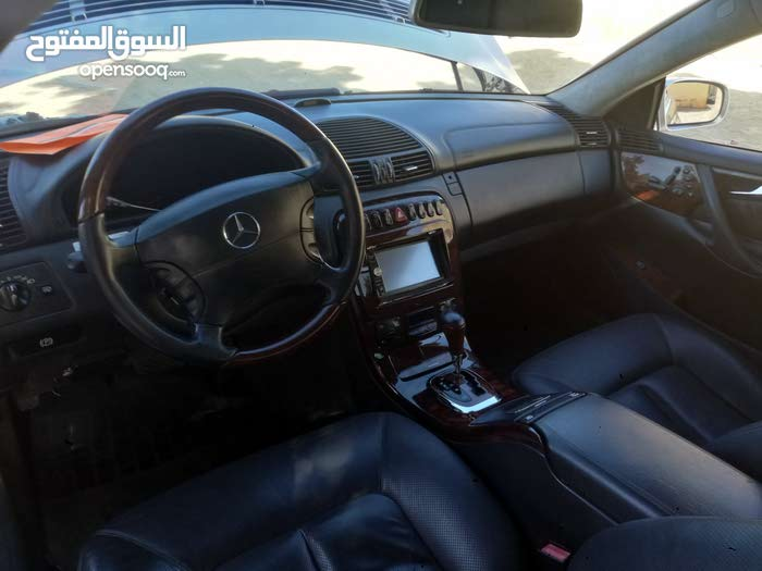 Mercedes Benz CL 63 AMG car for sale 2001 in Suwaiq city