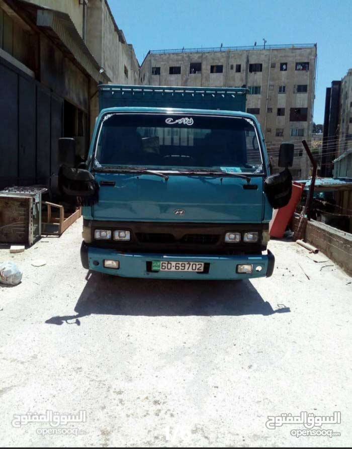1997 Hyundai Mighty for sale in Amman