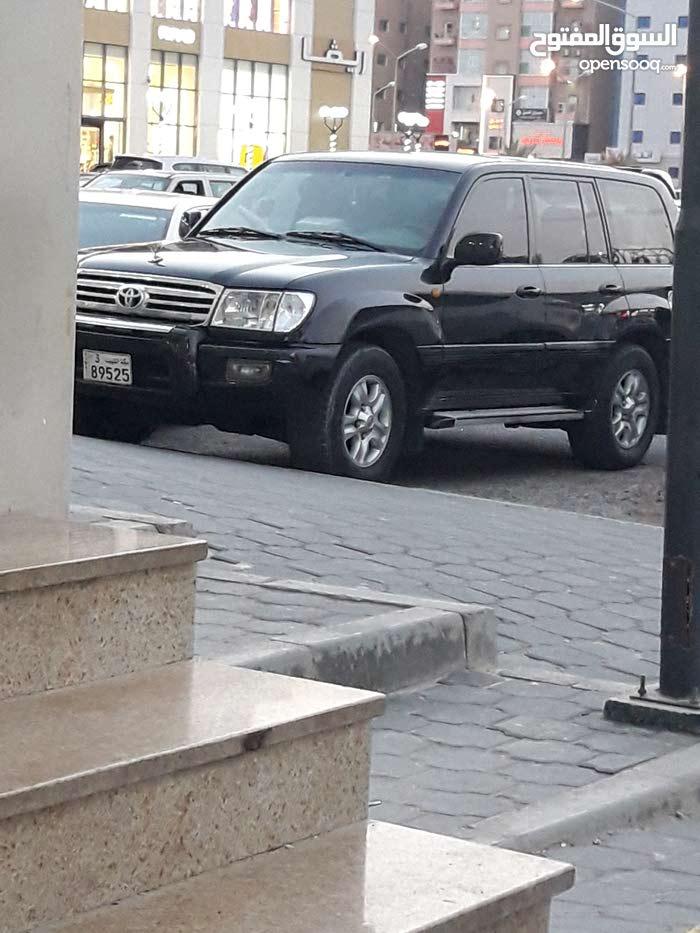 Automatic Toyota 2003 for sale - Used - Al Jahra city