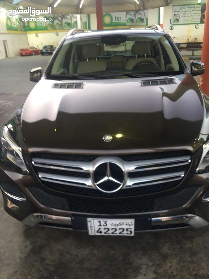 Automatic Maroon Mercedes Benz 2016 for sale