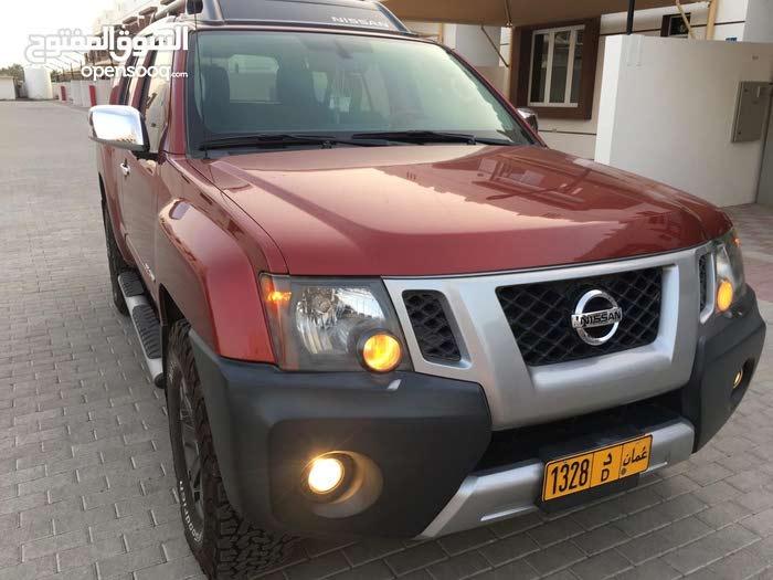 للبيع نيسان اكستيرا خليجي 2014 وكالة عمان  رقم 1 Off Road تم تعديل السعر