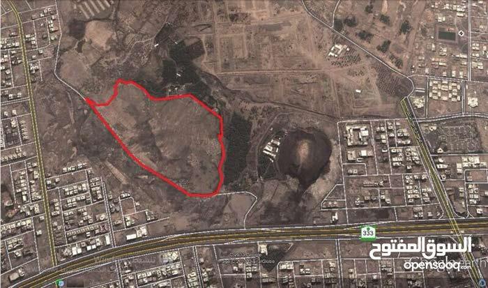 أرض على الدائري الثاني بالمدينة المنوره عليها أمر تخطيط البيع عن طريق المالك مباشره