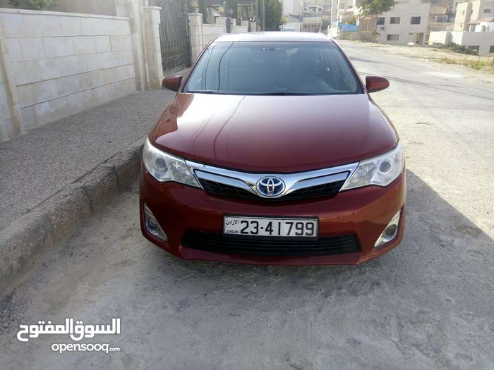 Toyota Camry car for sale 2013 in Amman city