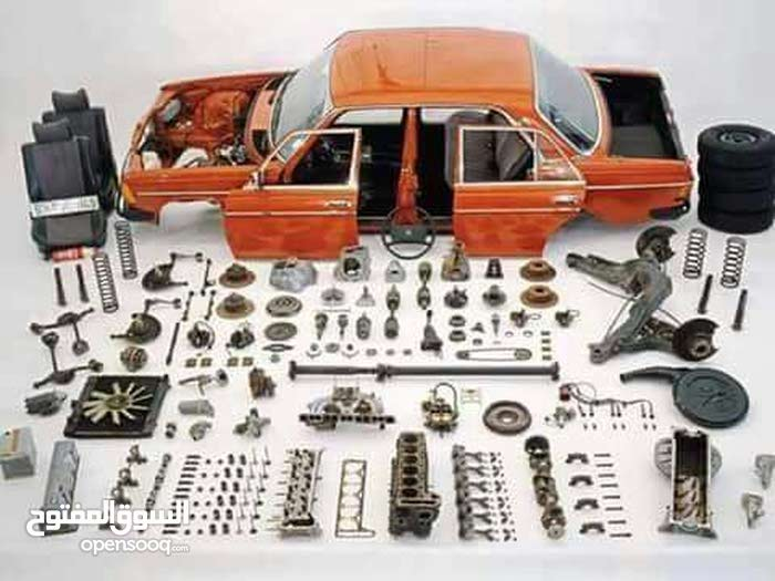 Auto Spare Parts All types of used & new cars We sell wholesale & retail mechani
