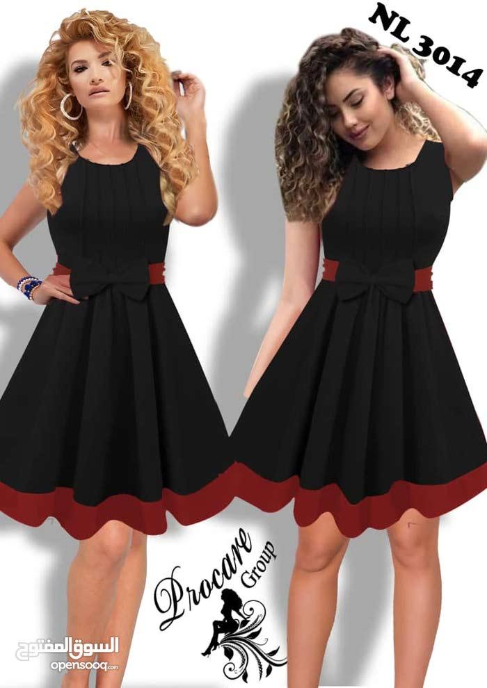 فستان باربي