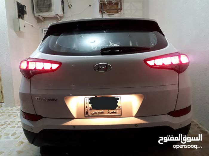 Used Hyundai Tucson for sale in Basra