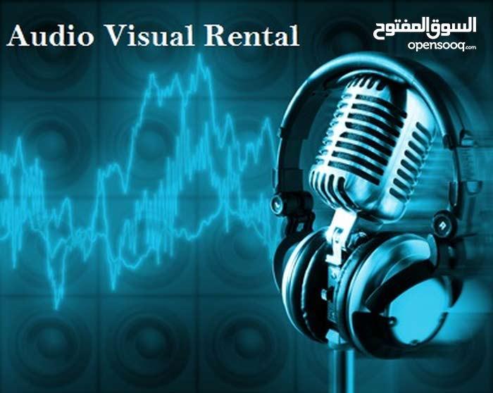 AV Rental Dubai - Rent Audio Visual in Dubai