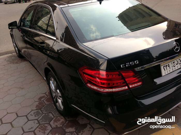 Automatic 2018 E 250 for rent