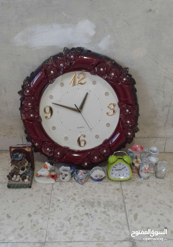 Zarqa - Used Wall Clocks available for sale