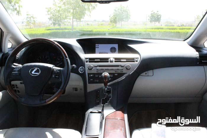 لكزس  RX350 موديل 2012