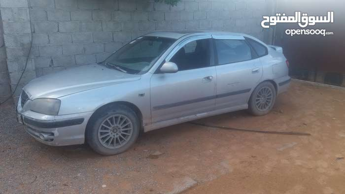Hyundai Avante car for sale 2005 in Tripoli city