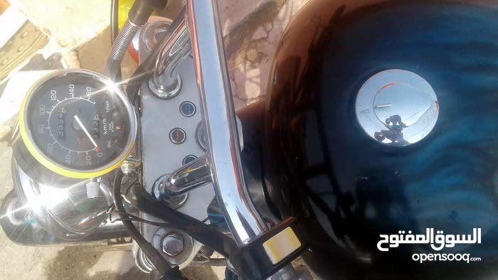Used Honda motorbike up for sale in Basra
