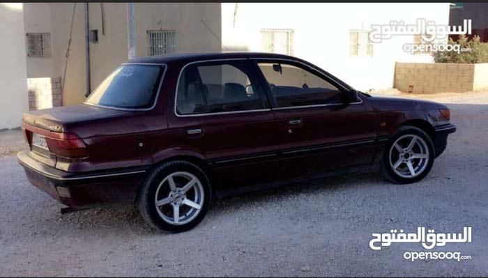 Manual Mitsubishi 1992 for sale - Used - Mafraq city