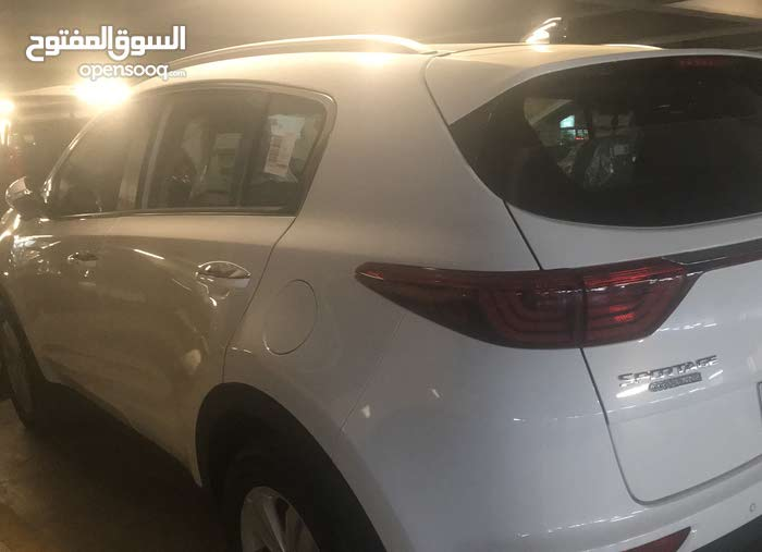 New condition Kia Sportage 2018 with 0 km mileage