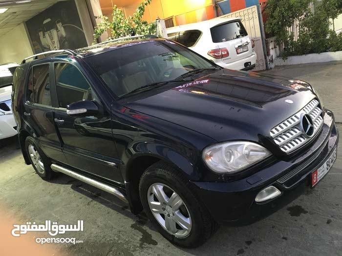 Mercedes Benz ML in Abu Dhabi