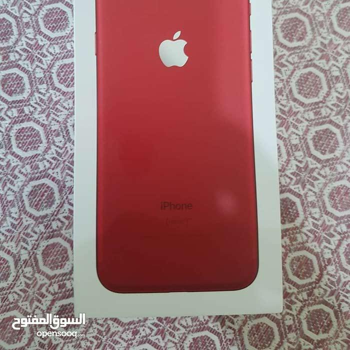 i phone 7 Red addition 128 gb