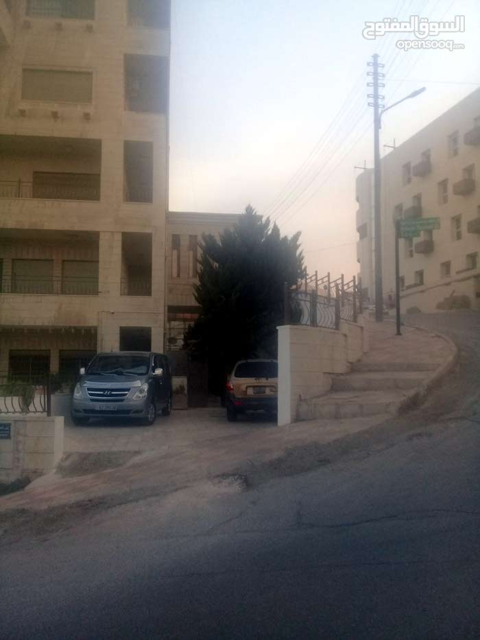 شقه شبه ارضيه فاخره على مستوى الشارع في ضاحية الرشيد  jjj
