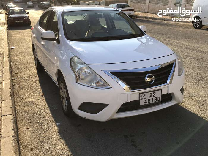 Nissan Sunny car for sale 2015 in Amman city