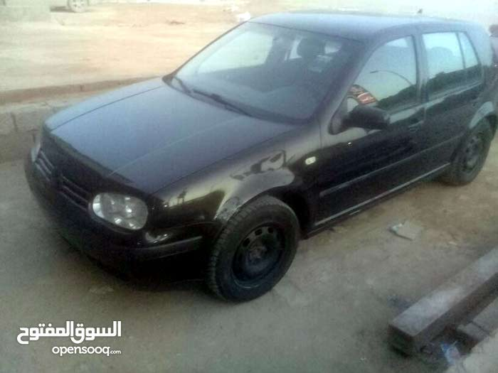 Manual Volkswagen 2004 for sale - New - Benghazi city