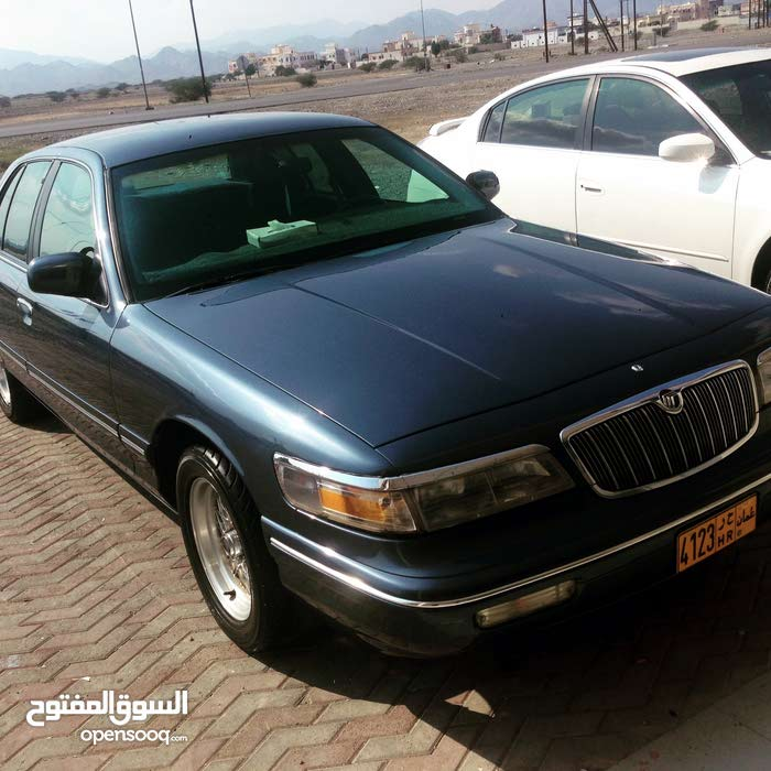 Available for sale!  km mileage Mercury Grand Marquis 1997