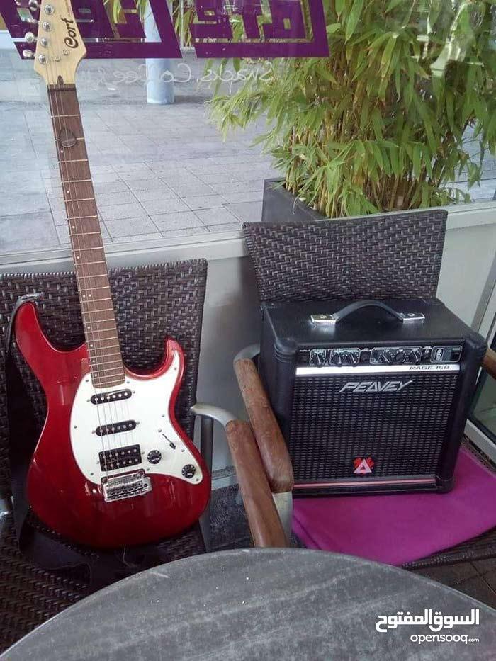 جيتار وسماعة 15 وات