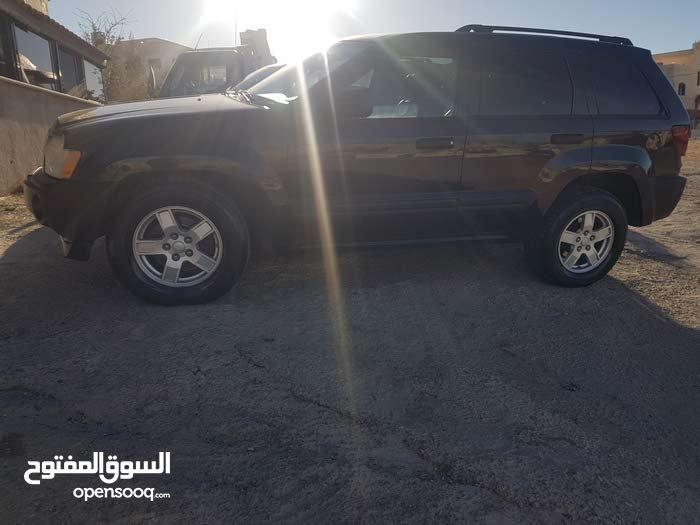 Black Jeep Grand Cherokee 2005 for sale