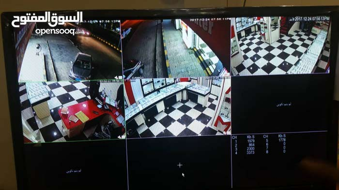 يمكنك حماية متجرك بأحدث كاميرات المراقبة بـ295$ماركة uniview