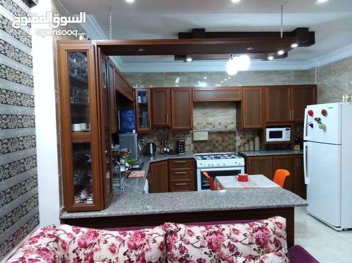 Al Zarqa Al Jadeedeh neighborhood Zarqa city - 141 sqm apartment for sale