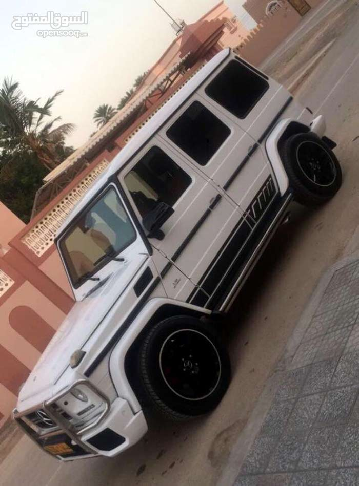 1 - 9,999 km Mercedes Benz G 500 2000 for sale