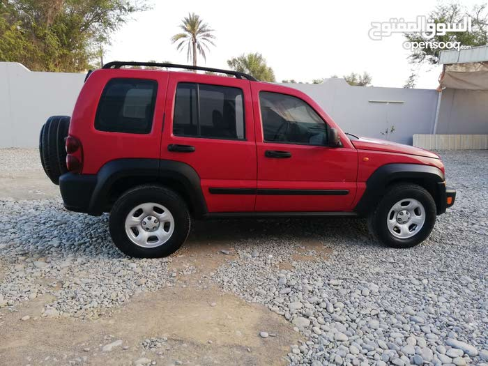 1 - 9,999 km Jeep Liberty 2005 for sale