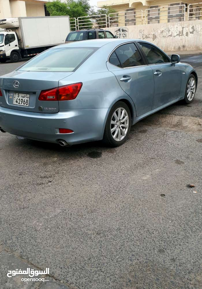 Available for sale! 160,000 - 169,999 km mileage Lexus IS 2007