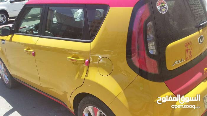 Kia Soal made in 2015 for sale