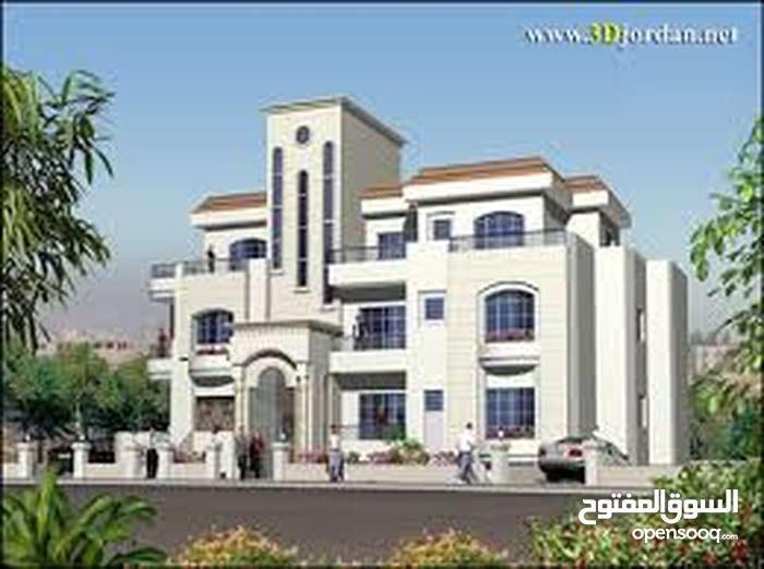 شقق للبيع مساحه 215م بنايه من 5 شقق في اربد شارع المعارض  0799881312